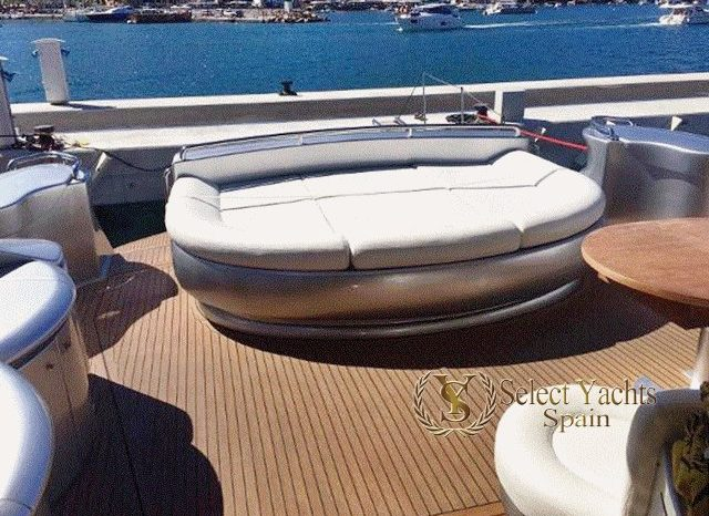 Pershing 88 completo