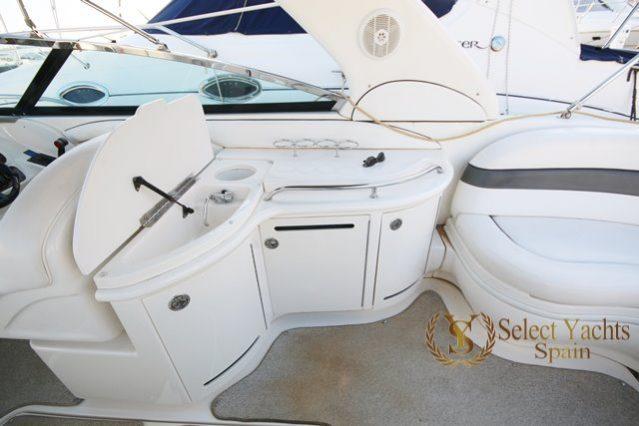 Sea Ray 290 Sun Sport lleno