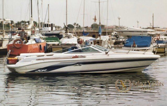 Sea Ray 200 SR lleno